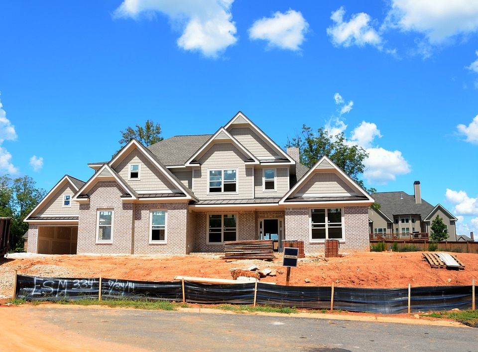 The entire loan process from start to finish new construction for Building a house mortgage process